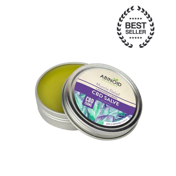 CBD Muscle and Joint Salve