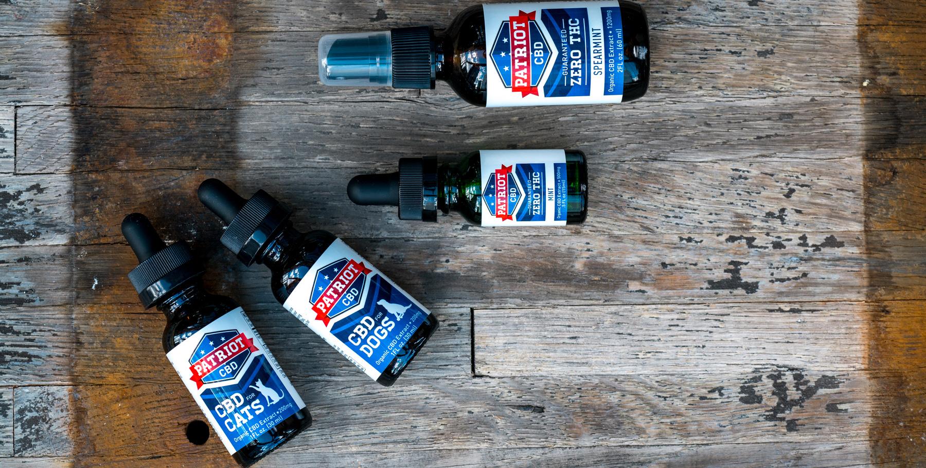 Full Spectrum CBD hemp oil
