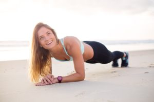 Exercise Fitness Reduce Anxiety
